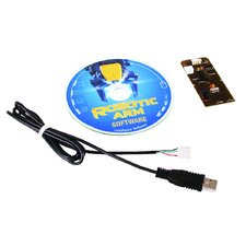 USB PC Interface for Robotic Arm Edge Kit