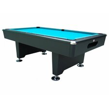 Black Knight 8' Ball Return Pool Table