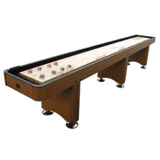 Woodbridge Honey Oak 12' Shuffleboard Table