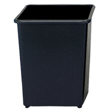 36.37-Litre Square Waste Bin (Set of 3)