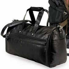 <strong>U.S. Traveler</strong> Koskin Leather 2-in-1 Carry-On Garment Bag