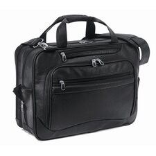 Koskin Business Leather Laptop Briefcase