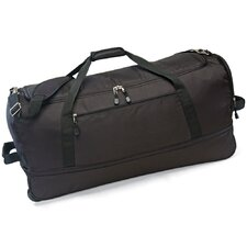 "<strong>U.S. Traveler</strong> 30"" Ultra-Lightweight Expandable 2-Wheeled Travel Duffel"