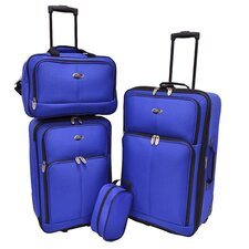 Potenza 4 Piece Luggage Set