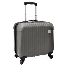 Beauvais Carry-On Spinner Laptop Attaché Case
