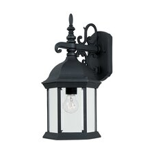 <strong>Designers Fountain</strong> Devonshire Cast Wall Lantern