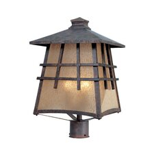 <strong>Designers Fountain</strong> Oak Park 4 Light Post Lantern