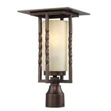 "Outdoor 1 Light 16"" Post Lantern"