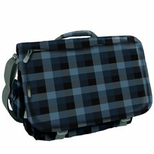 Thomas Check Messenger Bag