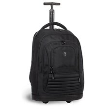 <strong>J World</strong> Timerlane Laptop Rolling Business Backpack