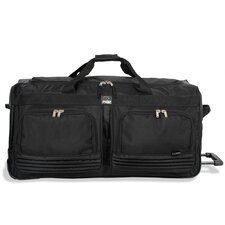"<strong>J World</strong> 33"" Brighton 3-Wheeled Travel Duffel"