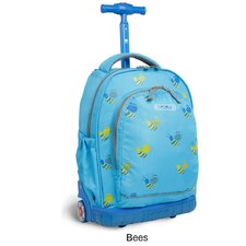 "Candy 17"" Kid's Rolling Backpack"