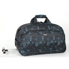 "<strong>J World</strong> 20"" Christy 2-Wheeled Travel Duffel"