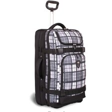 "25"" Vinewood 2-Wheeled Multi-Compartment Travel Duffel"