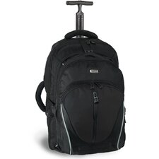 Dickens Rolling Backpack with Detachable Daypack