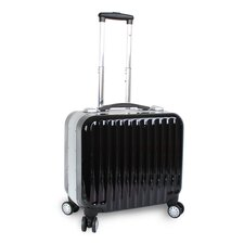 "<strong>J World</strong> Titan 14"" Hardsided Spinner Suitcase"