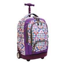 Sunbeam Laptop Rolling Backpack