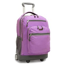 "Sundance II 20"" Laptop Rolling Backpack"