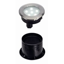 Dasar Flat 6 Light Ground Recessed Light