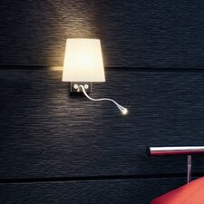 Coupa Flex LED 2 Light Reading Wall Light