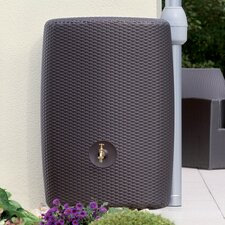 GRAF 80 gal. Wicker Rain Barrel
