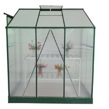 "BIO-Star 77.04"" H x 75"" W x 72"" D Polycarbonate Greenhouse"