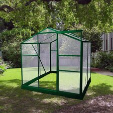 "BIO-Star 77.04"" H x 75"" W x 48"" D Polycarbonate Greenhouse"