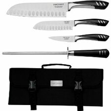 <strong>Top Chef</strong> 5 Piece Cutlery Set