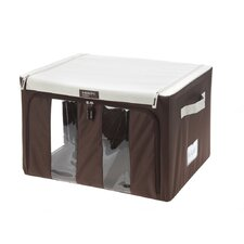 Collapsible Storage Bin with Handles