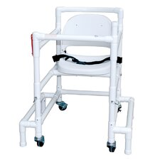 Standard Outrigger Walker with Full Support Seat and Back