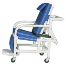 "18"" Geriatric Chair with Optional Tray"