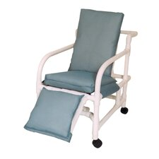 Standard Geriatric Chair with Leg Extensions