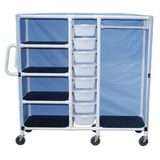 Pull Out Tub Specialty Cart