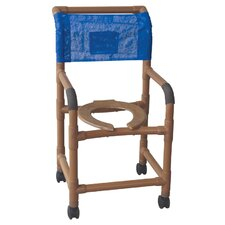 "Deluxe Standard 18"" Shower Chair"