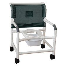 Extra Wide Deluxe Shower Chair