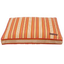 Mandarine Rectangular Dog Pillow