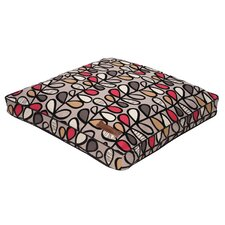 Flocked Square Pillow Bed