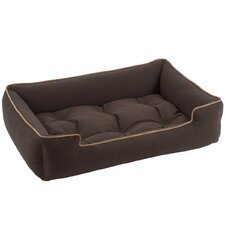Sleeper Bolster Dog Bed