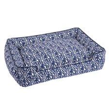 Waverlee Lounge Bolster Dog Bed