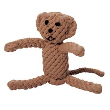 Mojo the Monkey Rope Dog Toy