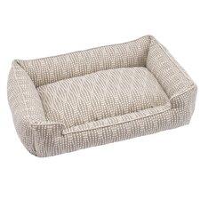 Pearl Premium Lounge Bolster Dog Bed