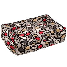 <strong>Jax & Bones</strong> Vines Lounge Bolster Dog Bed