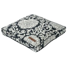 Chelsea Square Pillow Dog Bed