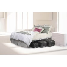 Forever Store More Mattress Foundation (Set of 4)
