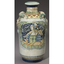 Maiden Decorative Jar