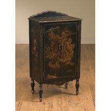 2 Door Oriental Cabinet