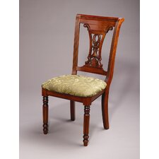 <strong>AA Importing</strong> Fabric Side Chair