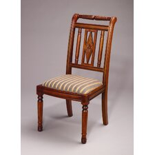 <strong>AA Importing</strong> Side Chair (Set of 2)