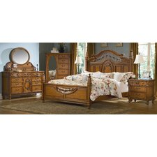 <strong>kathy ireland Home by Vaughan</strong> Southern Heritage Panel Bedroom Collection