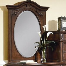 Southern Heritage Arched Dresser Mirror